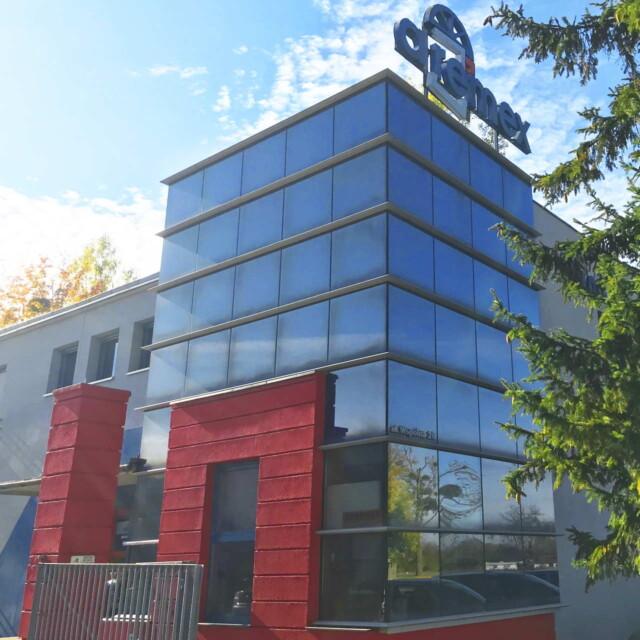 Siedziba ALREMEX w Opolu, ul. Wspólna 26